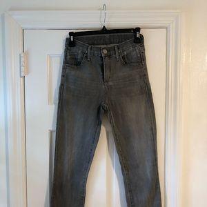 Goldsign grey jeans